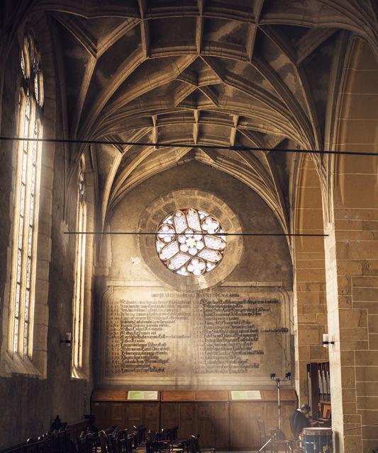 Un german in Transilvania: paragina bisericii din Vurpăr, extazul din cetatea Câlnic și mereu fascinantul Sibiu - Poza 35