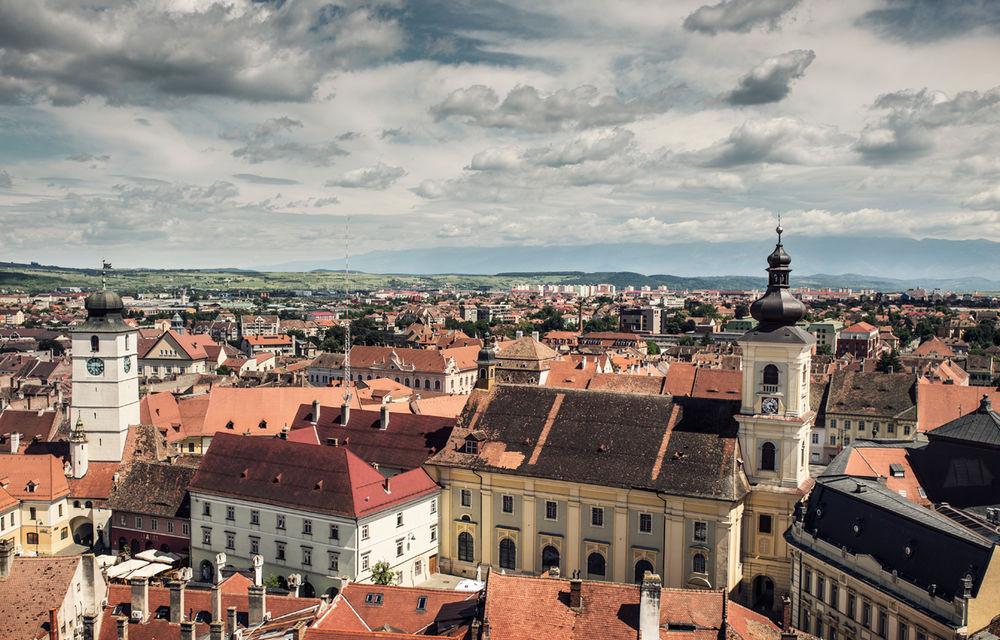 Un german in Transilvania: paragina bisericii din Vurpăr, extazul din cetatea Câlnic și mereu fascinantul Sibiu - Poza 36