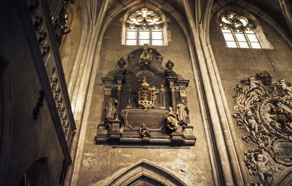 Un german in Transilvania: paragina bisericii din Vurpăr, extazul din cetatea Câlnic și mereu fascinantul Sibiu - Poza 32
