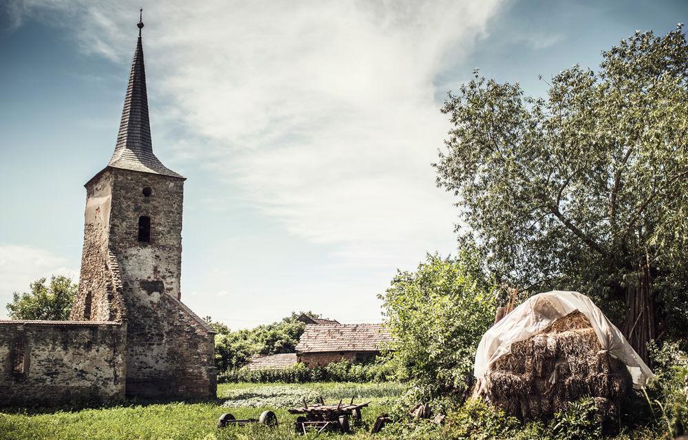 Un german in Transilvania: paragina bisericii din Vurpăr, extazul din cetatea Câlnic și mereu fascinantul Sibiu - Poza 3