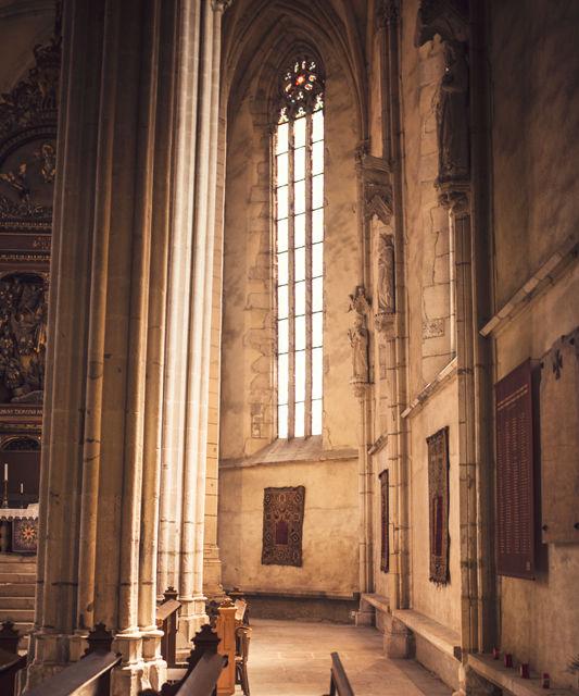 Un german in Transilvania: paragina bisericii din Vurpăr, extazul din cetatea Câlnic și mereu fascinantul Sibiu - Poza 11