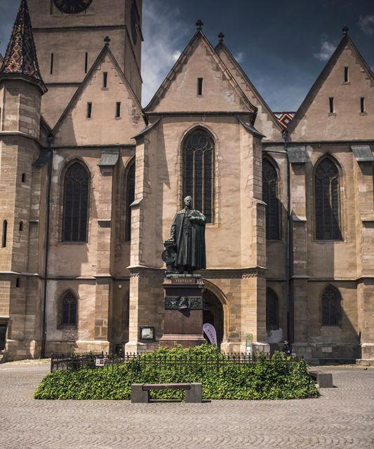 Un german in Transilvania: paragina bisericii din Vurpăr, extazul din cetatea Câlnic și mereu fascinantul Sibiu - Poza 30