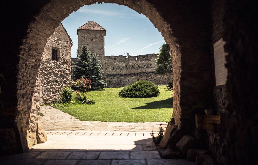 Un german in Transilvania: paragina bisericii din Vurpăr, extazul din cetatea Câlnic și mereu fascinantul Sibiu - Poza 19