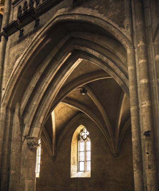 Un german in Transilvania: paragina bisericii din Vurpăr, extazul din cetatea Câlnic și mereu fascinantul Sibiu - Poza 34