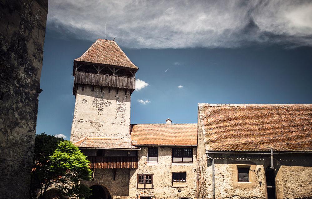 Un german in Transilvania: paragina bisericii din Vurpăr, extazul din cetatea Câlnic și mereu fascinantul Sibiu - Poza 18