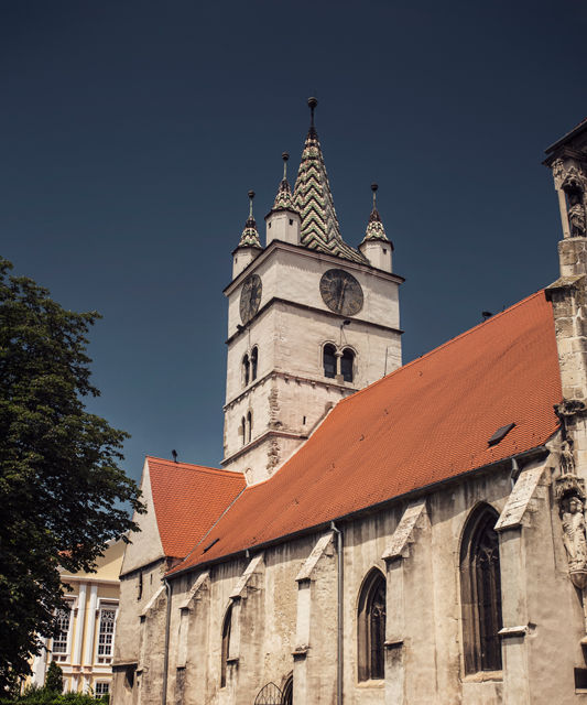 Un german in Transilvania: paragina bisericii din Vurpăr, extazul din cetatea Câlnic și mereu fascinantul Sibiu - Poza 9