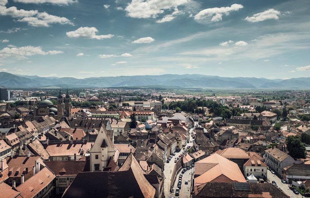 Un german in Transilvania: paragina bisericii din Vurpăr, extazul din cetatea Câlnic și mereu fascinantul Sibiu - Poza 38