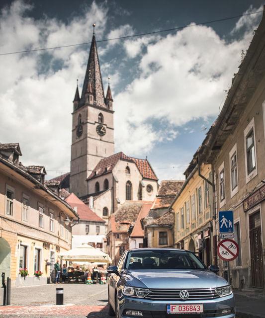 Un german in Transilvania: paragina bisericii din Vurpăr, extazul din cetatea Câlnic și mereu fascinantul Sibiu - Poza 29