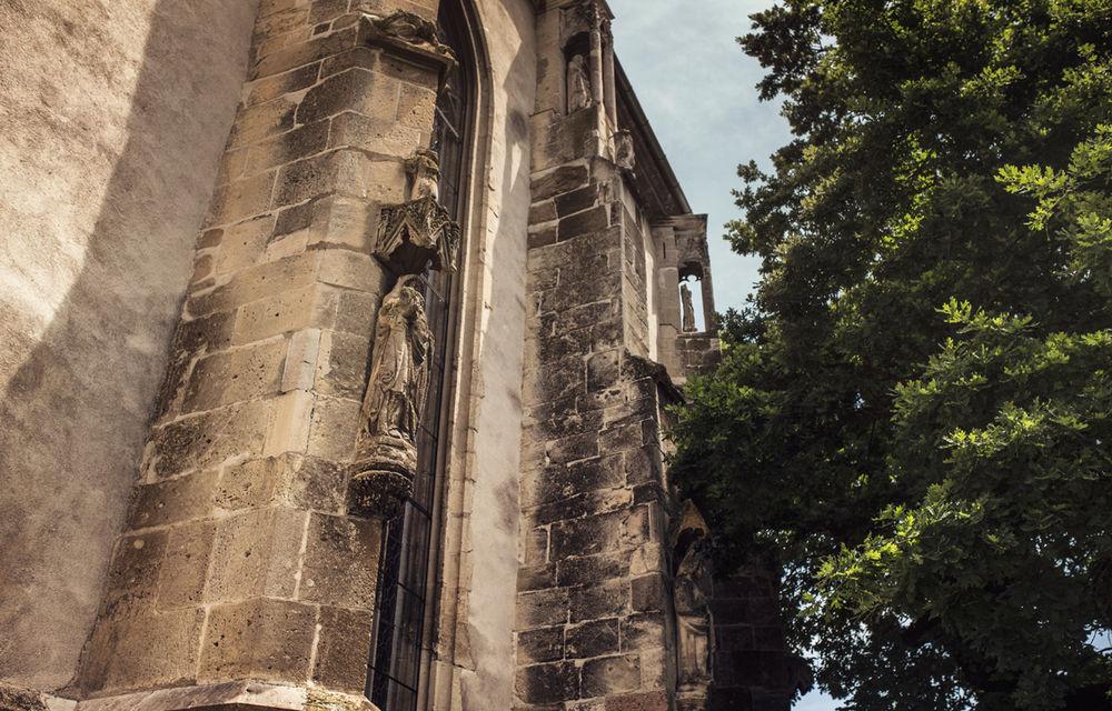 Un german in Transilvania: paragina bisericii din Vurpăr, extazul din cetatea Câlnic și mereu fascinantul Sibiu - Poza 7