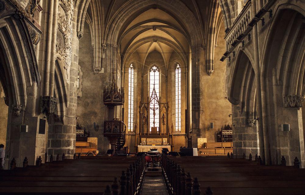 Un german in Transilvania: paragina bisericii din Vurpăr, extazul din cetatea Câlnic și mereu fascinantul Sibiu - Poza 33