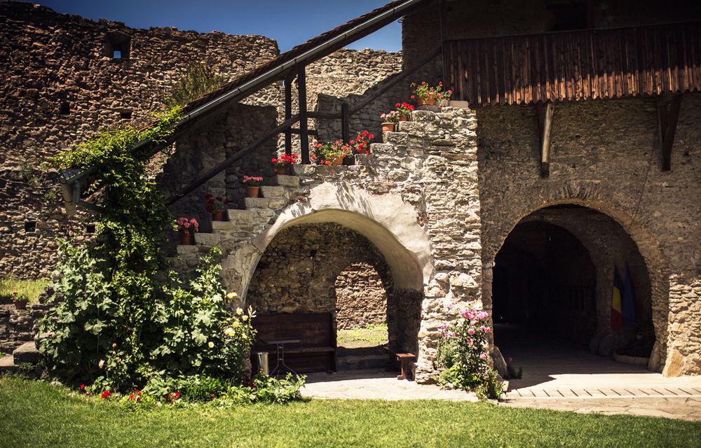 Un german in Transilvania: paragina bisericii din Vurpăr, extazul din cetatea Câlnic și mereu fascinantul Sibiu - Poza 23