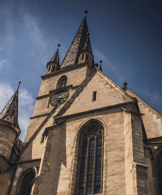 Un german in Transilvania: paragina bisericii din Vurpăr, extazul din cetatea Câlnic și mereu fascinantul Sibiu - Poza 31