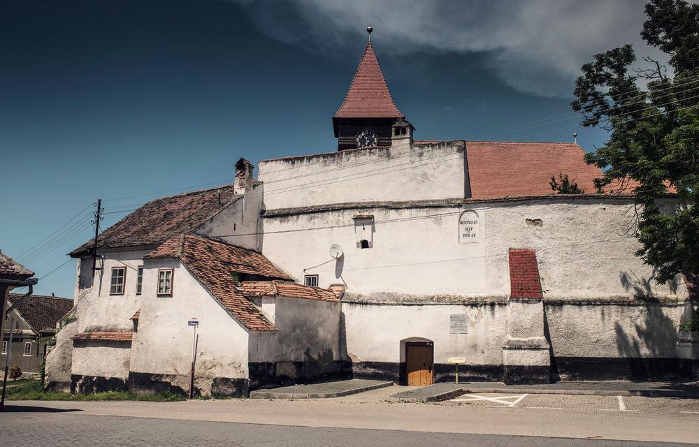 Un german in Transilvania: paragina bisericii din Vurpăr, extazul din cetatea Câlnic și mereu fascinantul Sibiu - Poza 26