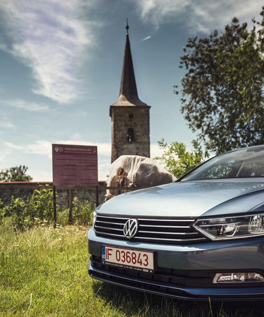 Un german in Transilvania: paragina bisericii din Vurpăr, extazul din cetatea Câlnic și mereu fascinantul Sibiu - Poza 4
