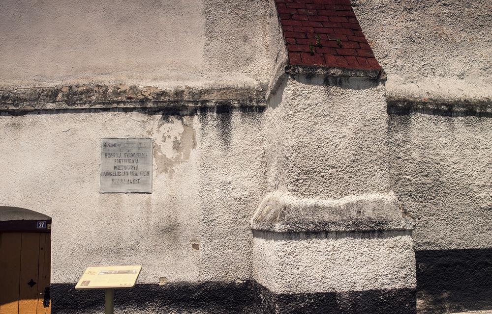 Un german in Transilvania: paragina bisericii din Vurpăr, extazul din cetatea Câlnic și mereu fascinantul Sibiu - Poza 27