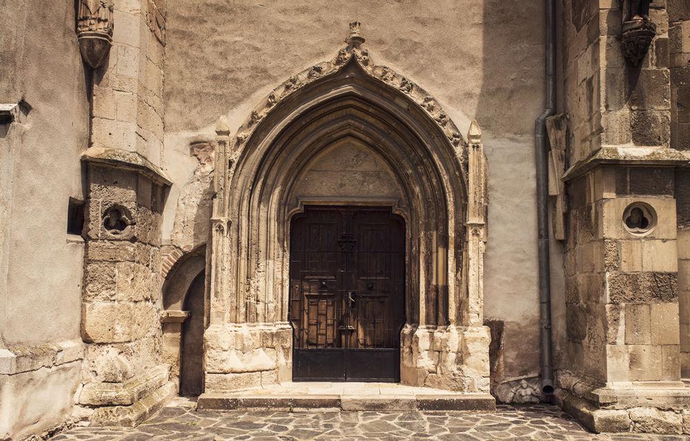 Un german in Transilvania: paragina bisericii din Vurpăr, extazul din cetatea Câlnic și mereu fascinantul Sibiu - Poza 8