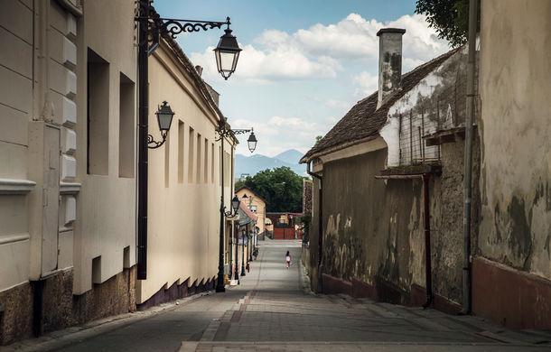"""Final de traseu pentru """"Un german in Transilvania"""": am văzut cum arată o abație și am aflat povestea Cetății Făgărașului - Poza 25"""
