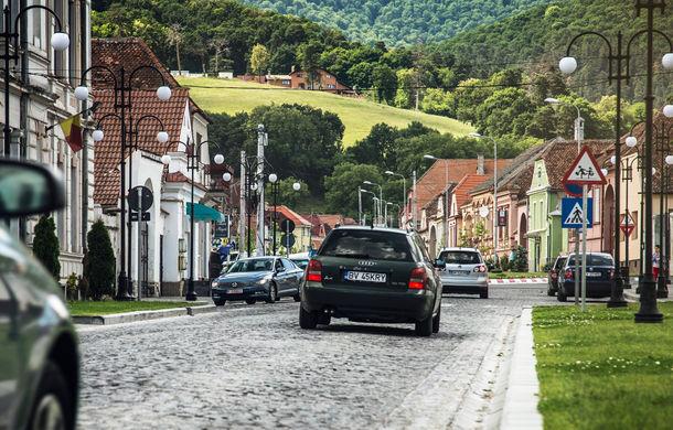 """Final de traseu pentru """"Un german in Transilvania"""": am văzut cum arată o abație și am aflat povestea Cetății Făgărașului - Poza 26"""