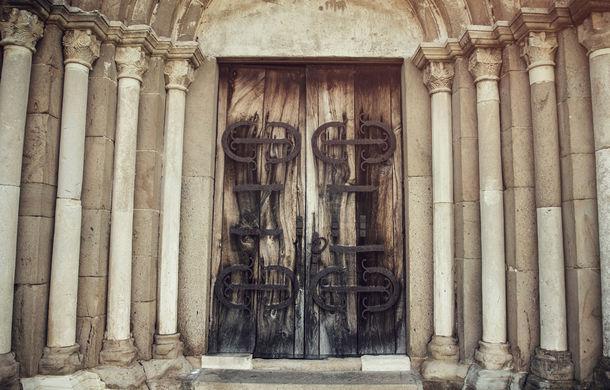 """Final de traseu pentru """"Un german in Transilvania"""": am văzut cum arată o abație și am aflat povestea Cetății Făgărașului - Poza 7"""