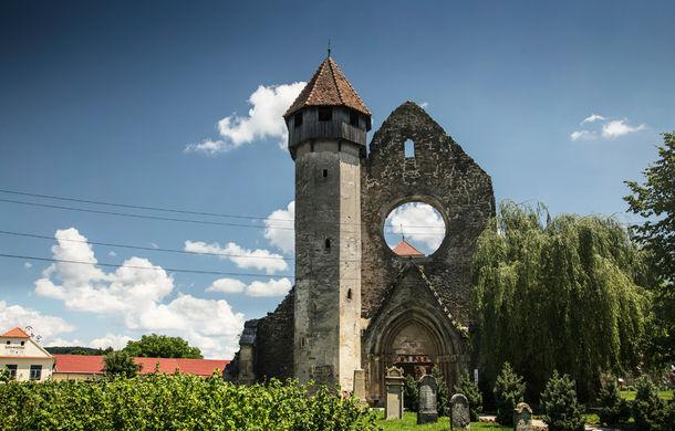 """Final de traseu pentru """"Un german in Transilvania"""": am văzut cum arată o abație și am aflat povestea Cetății Făgărașului - Poza 14"""