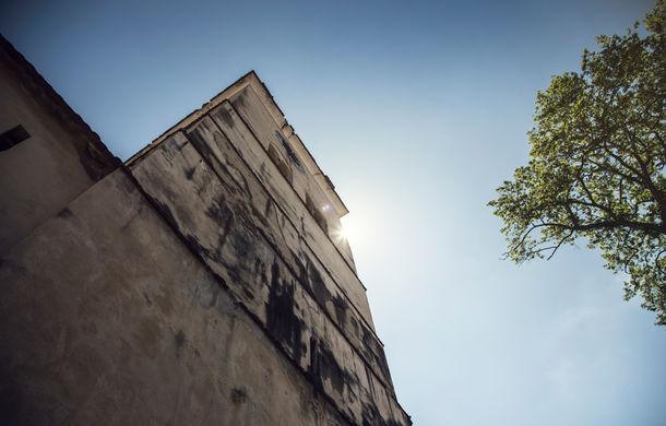 """Final de traseu pentru """"Un german in Transilvania"""": am văzut cum arată o abație și am aflat povestea Cetății Făgărașului - Poza 11"""