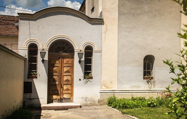"""Final de traseu pentru """"Un german in Transilvania"""": am văzut cum arată o abație și am aflat povestea Cetății Făgărașului - Poza 22"""