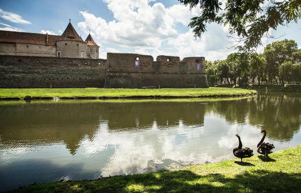 """Final de traseu pentru """"Un german in Transilvania"""": am văzut cum arată o abație și am aflat povestea Cetății Făgărașului - Poza 23"""