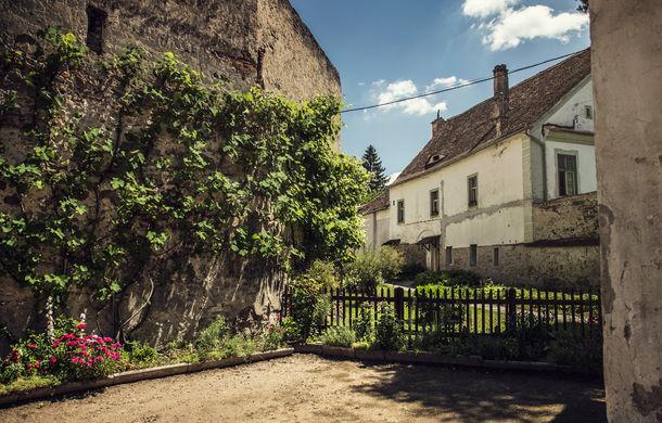 """Final de traseu pentru """"Un german in Transilvania"""": am văzut cum arată o abație și am aflat povestea Cetății Făgărașului - Poza 10"""