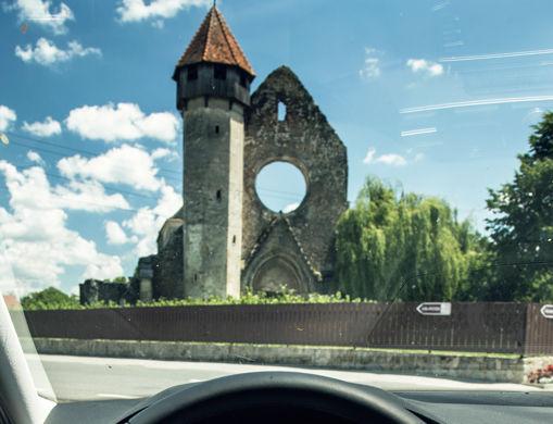 """Final de traseu pentru """"Un german in Transilvania"""": am văzut cum arată o abație și am aflat povestea Cetății Făgărașului - Poza 17"""