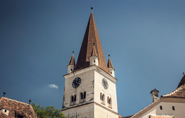 """Final de traseu pentru """"Un german in Transilvania"""": am văzut cum arată o abație și am aflat povestea Cetății Făgărașului - Poza 9"""