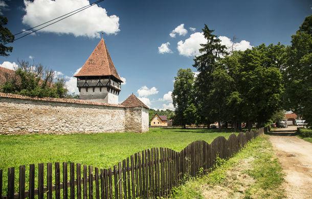 """Final de traseu pentru """"Un german in Transilvania"""": am văzut cum arată o abație și am aflat povestea Cetății Făgărașului - Poza 20"""