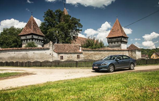 """Final de traseu pentru """"Un german in Transilvania"""": am văzut cum arată o abație și am aflat povestea Cetății Făgărașului - Poza 1"""