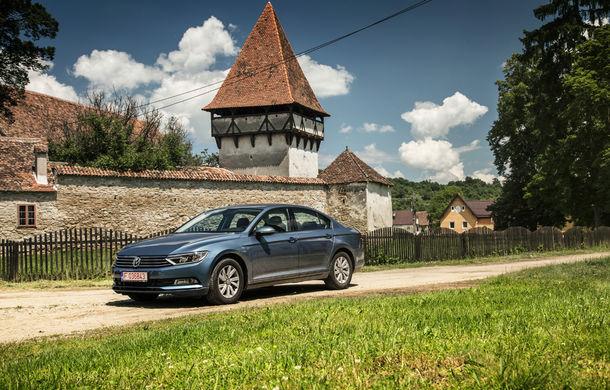 """Final de traseu pentru """"Un german in Transilvania"""": am văzut cum arată o abație și am aflat povestea Cetății Făgărașului - Poza 19"""