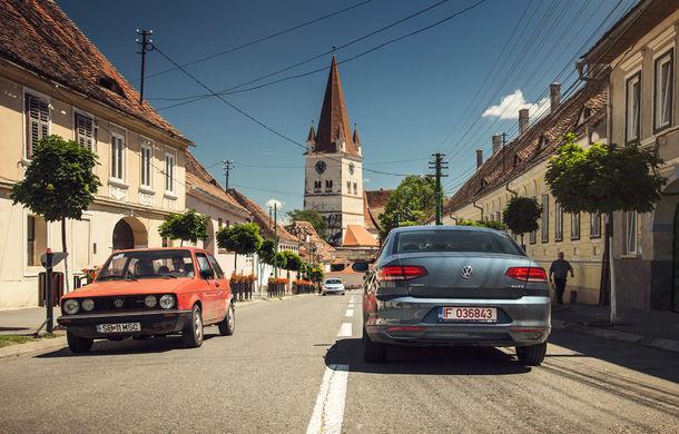 """Final de traseu pentru """"Un german in Transilvania"""": am văzut cum arată o abație și am aflat povestea Cetății Făgărașului - Poza 8"""