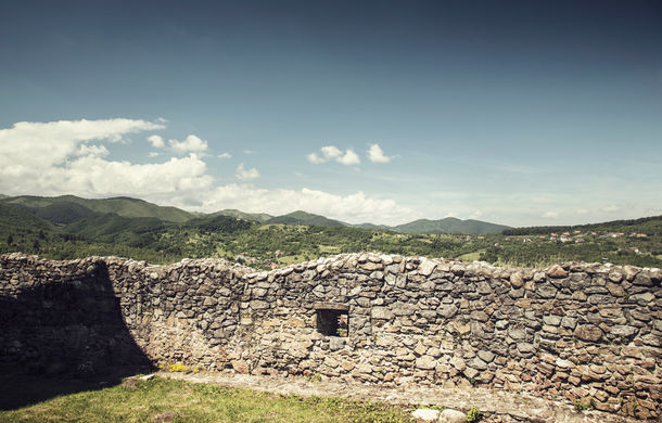 """Final de traseu pentru """"Un german in Transilvania"""": am văzut cum arată o abație și am aflat povestea Cetății Făgărașului - Poza 3"""