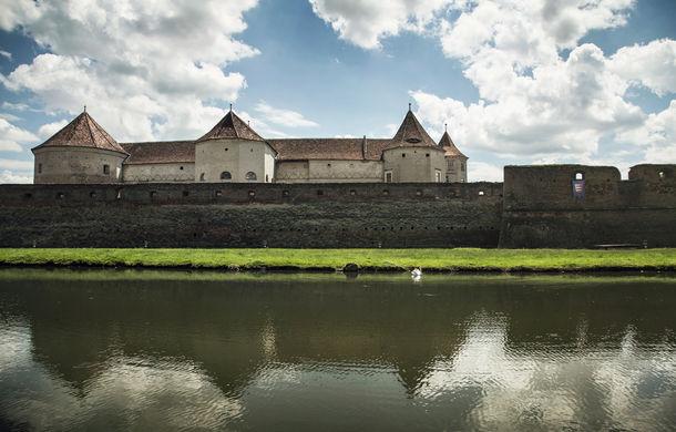 """Final de traseu pentru """"Un german in Transilvania"""": am văzut cum arată o abație și am aflat povestea Cetății Făgărașului - Poza 24"""