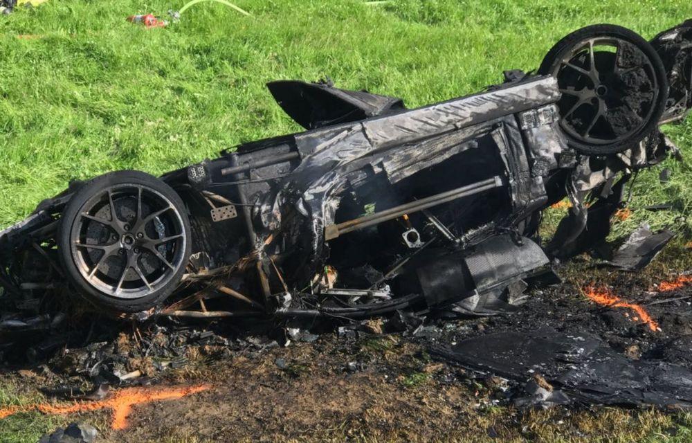 Richard Hammond are 9 vieți: a scăpat teafăr dintr-un accident grav petrecut în timpul filmărilor pentru The Grand Tour - Poza 1