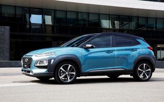 Funky fresh: Hyundai a prezentat noul SUV Kona cu un design inspirat de Citroen