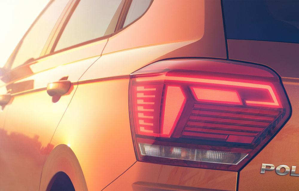 Teaser pentru noua generație Volkswagen Polo: dimensiuni mai mari pentru modelul subcompact - Poza 1