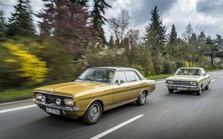 Să nu uităm de bătrâni: Opel Commodore împlinește 50 de ani de la debut