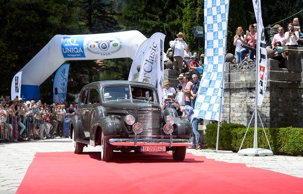 Best of Show: Cadillac Series 90 V16 din 1939 câștigă Concursul de Eleganță Sinaia 2017 - Poza 2