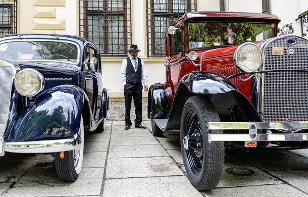 Best of Show: Cadillac Series 90 V16 din 1939 câștigă Concursul de Eleganță Sinaia 2017 - Poza 10