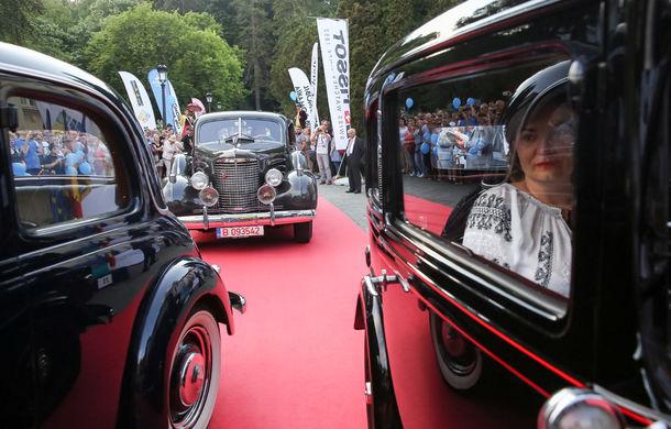 Best of Show: Cadillac Series 90 V16 din 1939 câștigă Concursul de Eleganță Sinaia 2017 - Poza 8