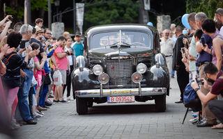 Best of Show: Cadillac Series 90 V16 din 1939 câștigă Concursul de Eleganță Sinaia 2017