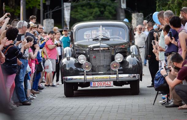 Best of Show: Cadillac Series 90 V16 din 1939 câștigă Concursul de Eleganță Sinaia 2017 - Poza 1