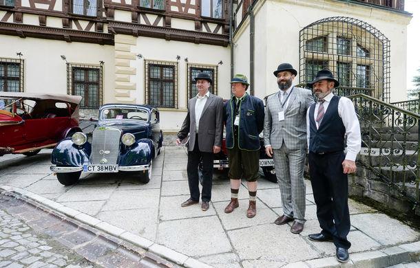 Best of Show: Cadillac Series 90 V16 din 1939 câștigă Concursul de Eleganță Sinaia 2017 - Poza 9