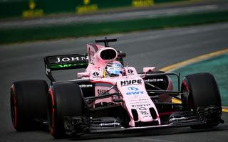 """Force India își va schimba numele în Force One din 2018: """"Ne vom lărgi orizontul"""""""