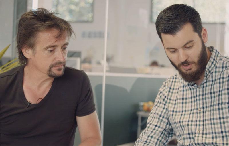 """Interviu cu Richard Hammond după accidentul cu Rimac Concept One: """"M-am gândit că o să mor"""" - Poza 1"""