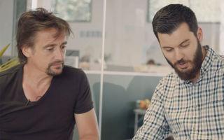 """Interviu cu Richard Hammond după accidentul cu Rimac Concept One: """"M-am gândit că o să mor"""""""