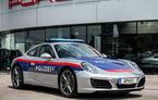 Porsche respectă o tradiție veche de 50 de ani: va oferi un 911 Carrera pentru patrularea autostrăzilor din Austria